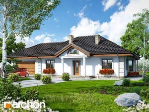 Проект дома ARCHON+ Дом под красной рябиной (Г2)
