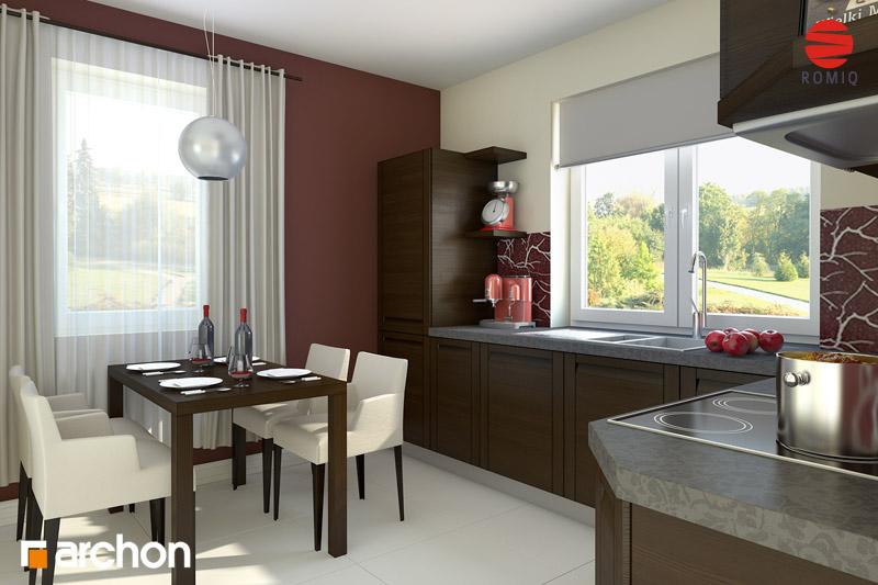 Проект дома ARCHON+ Дом под красной рябиной (Г2) - Интерьеры