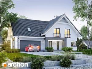 Проект дома ARCHON+ Дом в орлишках (Г2)