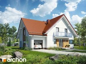 Проект дома ARCHON+ Дом в клосовцах