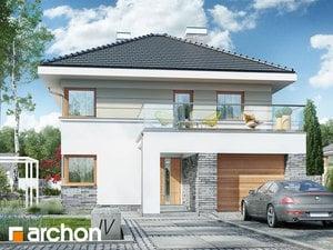 Проект дома ARCHON+ Вилла Сесилия