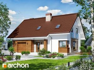 Проект дома ARCHON+ Дом в яблонках 6