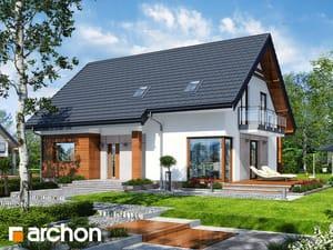 Проект дома ARCHON+ Дом в яблонках 7
