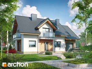 Проект дома ARCHON+ Дом в рододендронах 23