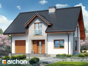 Проект дома ARCHON+ Дом в яблонках 5