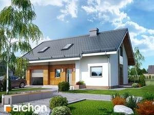 Проект дома ARCHON+ Дом Миниатюрка 2 (Н)