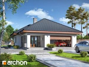 Проект дома ARCHON+ Дом в андромедах (Г2)