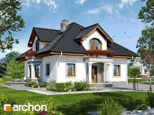 Проект дома ARCHON+ Дом в тимьяне 9