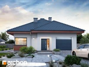 Проект дома ARCHON+ Дом в ренклодах 3