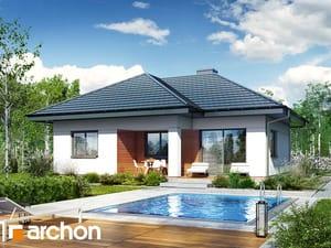 Проект дома ARCHON+ Дом в коштелях