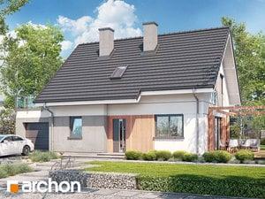 Проект дома ARCHON+ Дом в хлорофитуме (ГHA)