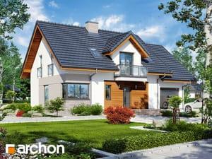 Проект дома ARCHON+ Дом в ясенниках