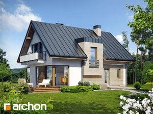 Проект дома ARCHON+ Дом в амариллисах (В)