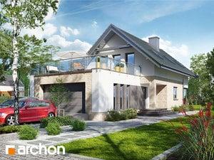 Проект дома ARCHON+ Дом в цитринках (Г2)