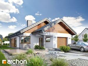 Проект дома ARCHON+ Дом в лиредах