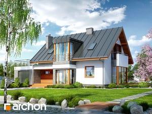 Проект дома ARCHON+ Дом в пассифлоре