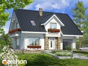 Проект дома ARCHON+ Дом в люцерне 2