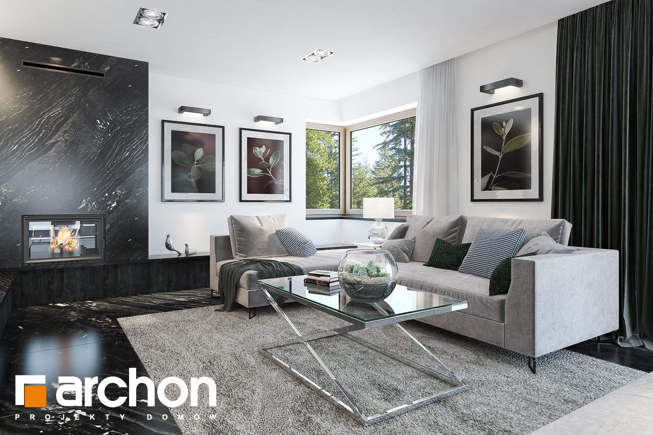 Проект дома ARCHON+ Вилла Оливия 3 (Г2) - Интерьеры