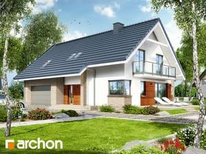 Проект дома ARCHON+ Дом в аурорах (Г2)