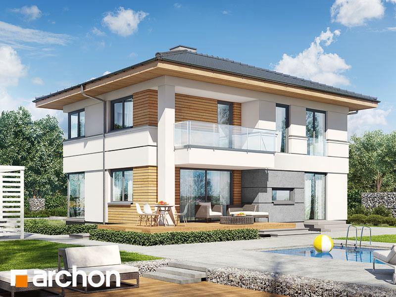 Проект дома ARCHON+ Вилла Сюзанна - Визуализация 2