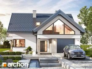 Проект дома ARCHON+ Дом в теллимах (Г)