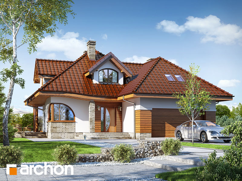 Дом в зефирантесе 2 (Г2) - Визуализация 1
