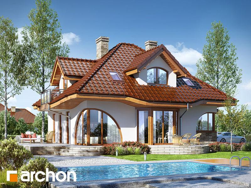 Дом в зефирантесе 2 (Г2) - Визуализация 2