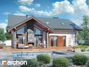 Проект дома ARCHON+ Дом в первоцветах 2 (Г2)