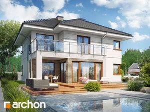 Проект дома ARCHON+ Вилла Элиза 4 (Г2)