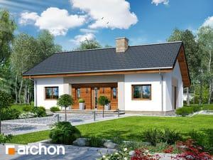 Проект дома ARCHON+ Дом в овсянницах