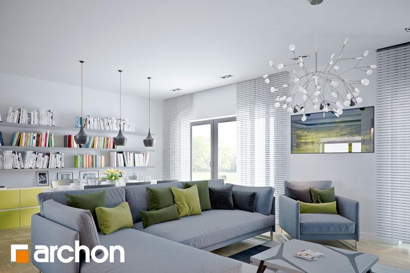 Дом в навлоциях (Г2) - Интерьеры