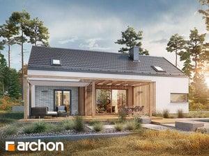 Проект дома ARCHON+ Дом под сверками 3