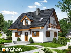 Дом в землянике 3 (П) ver.2