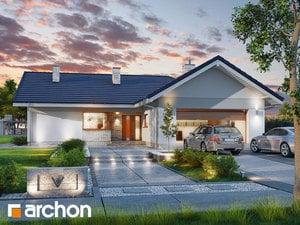 Проект дома ARCHON+ Дом в жимолости (Г2Т)