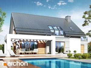 Проект дома ARCHON+ Дом в арабисах