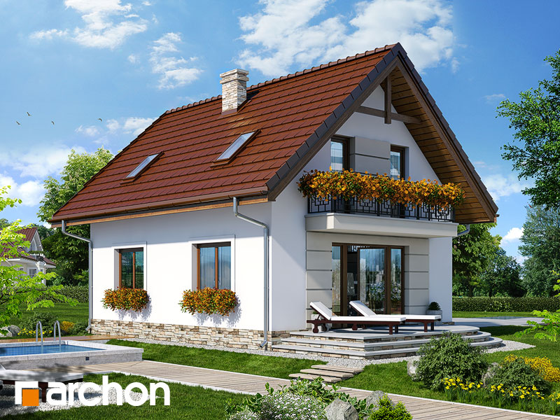 Дом в солодках 4 ver.2 - Визуализация 2