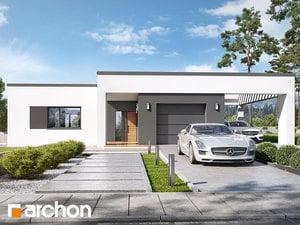 Проект дома ARCHON+ Дом в матуканах