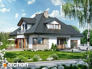 Проект дома ARCHON+ Дом в чернушке 2 TERMO