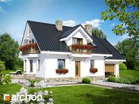 Дом в рододендронах 6 (П)
