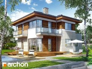 Проект дома ARCHON+ Вилла Ирма