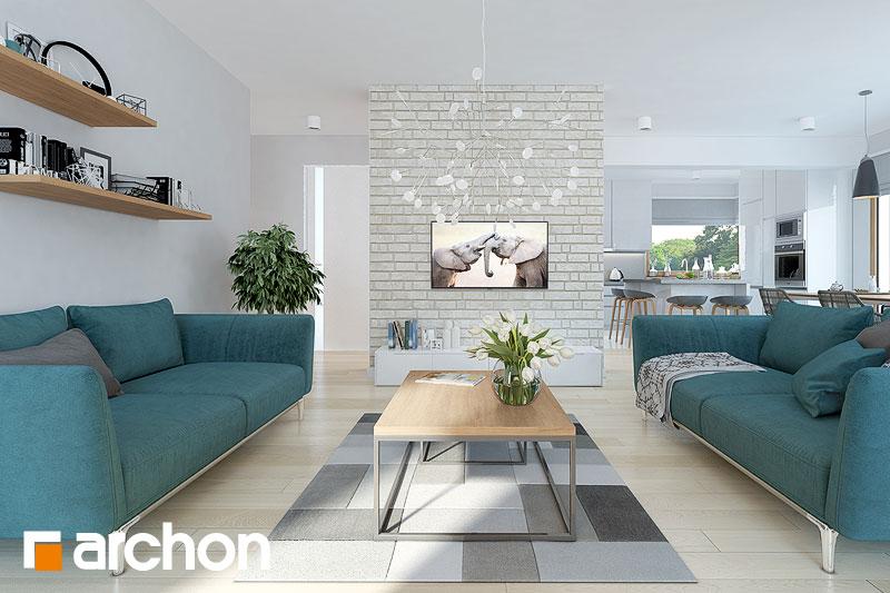 Дом в брунерах (Г2) - Интерьеры