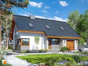 Проект дома ARCHON+ Дом в журавках 4