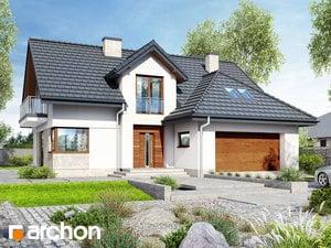 Проект дома ARCHON+ Дом в кортландах (Г2)